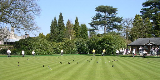 Lilleshall Bowls Green